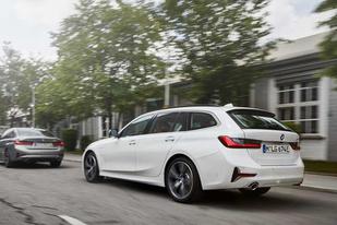 帶M套件的混動車型要來了 寶馬宣布即將發售全新一代330e