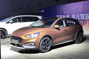 福特福克斯Active上市:定位新锐SUV,售13.98-15.38万