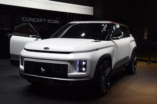 吉利發布新車預告圖:與概念車高度相似,預計年內上市