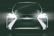 雷克萨斯纯电动概念车预告图:或为两厢小型车