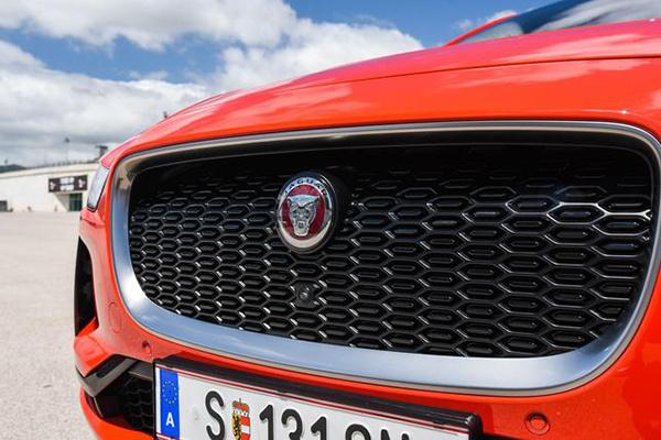共享宝马FAAR前驱平台 捷豹将推紧凑型轿跑SUV