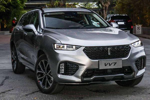 长城汽车公布7月产销快报:销量突破6万辆 同比增长11.1%