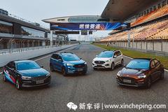 裕豪vlog:在上海赛车场把几台福特试了个遍,有些话想说