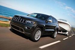 2019款Jeep大切诺基上市:标配空气悬挂,售52.99万元起