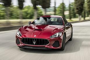 瑪莎拉蒂公布新車計劃:未來所有車型都會推出電動版本