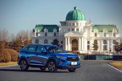 长城汽车前7月共销量553895辆 四大品牌稳步发展