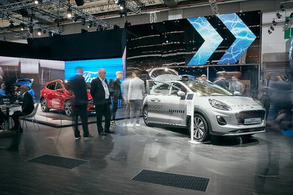福特欧洲关闭工厂转型电动化 2024年电动车型将达到17款