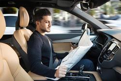 为达成零事故愿景 Volvo联手核研究组织开发自动驾驶技术