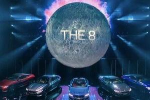 全新BMW 8系成都车展热辣上市,多达9款车型诠释大型豪华车更多可能