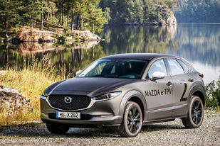 基于CX-30打造,马自达首款纯电动SUV车辆信息曝光