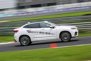 2020款VV7&VV7 GT首试