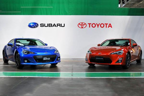 官宣!丰田投资700亿日元增持斯巴鲁股份至20%