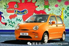 这些年这些中国车:奇瑞以技术阐述了,什么是工科的浪漫