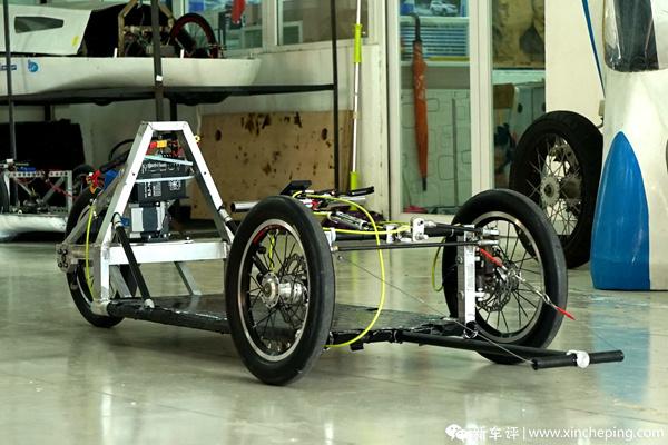 本田节能车:碳纤维车身会有的,铝合金车架也会有的