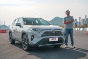 一汽豐田全新RAV4榮放首次體驗:兩種四驅系統差異真大!