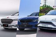 8月热点车型销量点评:全新宝马3系竟然只卖了3千台?