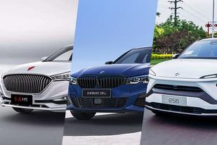 8月熱點車型銷量點評:全新寶馬3系竟然只賣了3千臺?