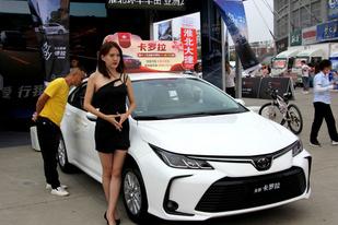 8月日系車銷量分析:日產小幅增加,豐田18個月增長止步