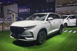 2019成都车展:长安欧尚X7亮相 将11月上市预售价11-14万