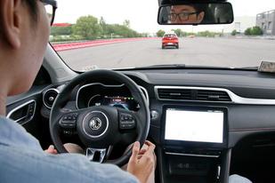 名爵ZS自動駕駛輔助系統:10萬級的L2,堵車路上管用嗎?