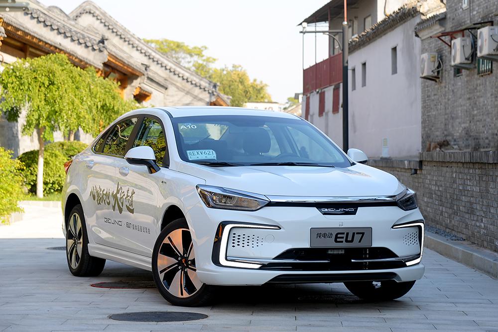 BEIJING EU7首试:能跑滴滴的EV 是不是好家用车?