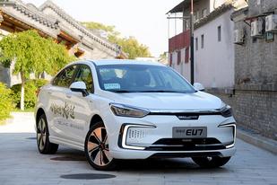 BEIJING EU7首試:能跑滴滴的EV 是不是好家用車?