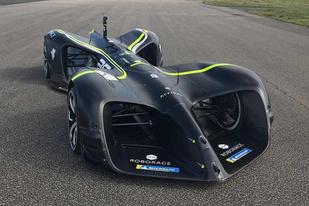 282Km/h!无人自动驾驶电动车打破最高车速记录
