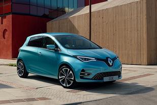 雷諾考慮基于日產平臺生產電動汽車 推進電動化攻勢