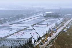 """开启""""1.5期工程"""" 特斯拉在华扩建工厂"""