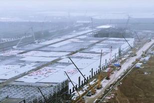 """開啟""""1.5期工程"""" 特斯拉在華擴建工廠"""