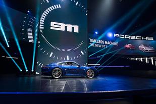 全新保時捷911正式上市:推最入門Carrera版 售126.5萬起