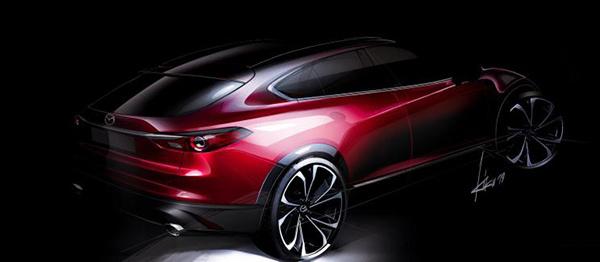 马自达发布新款CX-4官图:外形小改,动力不变