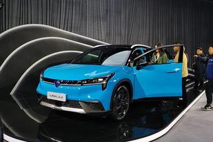 广汽新能源Aion LX上市:定位中型SUV,售24.96-34.96万