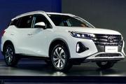全新傳祺GS4實拍:GPMA架構首款SUV,廣汽這次使足了勁