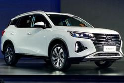 全新传祺GS4实拍:GPMA架构首款SUV,广汽这次使足了劲