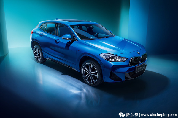 华晨宝马创新BMW X2
