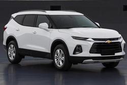 定位中大型SUV,雪佛兰全新车型Blazer将于11月8日亮相
