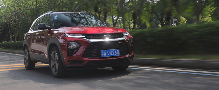 总编评雪佛兰创界:实力颜值并存,紧凑型SUV的强力搅局者