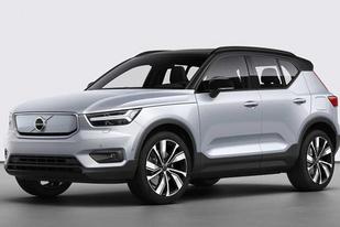 纯电来袭,沃尔沃首款纯电车型XC40纯电版正式上市