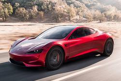特斯拉Roadster信息曝光:零百加速成绩1.9秒,售142万