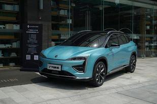 合创首款SUV信息公布: NEDC续航650km 年底正式发布