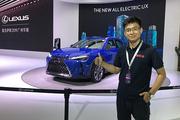 2019廣州車展新車快評:雷克薩斯UX300e