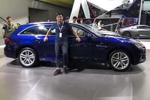 2019廣州車展新車快評:新款奧迪A4 Avant