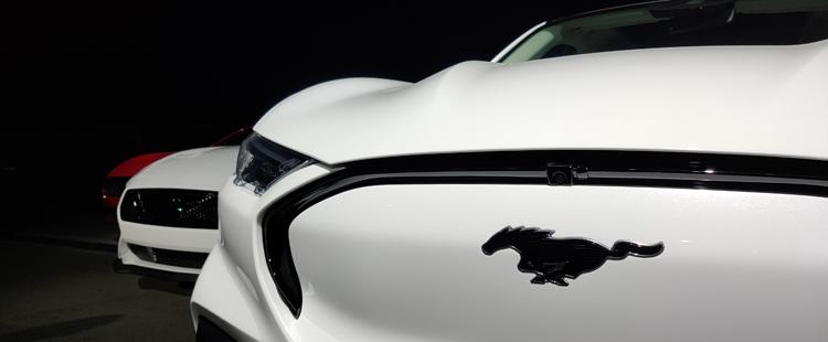 新一代的福特头马! 前线深度解读Mustang Mach-E