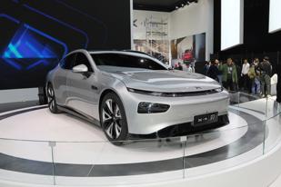 廣州車展:小鵬P7預售27-37萬,中國特斯拉Model S的雄心