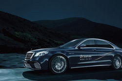 吉利携手戴姆勒推出高端网约车品牌定名耀出行