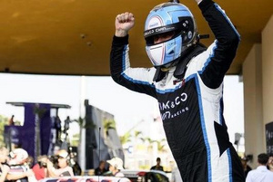 WTCR澳門連奪三冠創紀錄  林杰:領克的發展不能急于一時