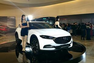 全新馬自達CX-4正式上市:售14.88萬-21.58萬