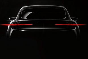 福特電動SUV定名Mustang Mach-E,將于11月18日正式亮相