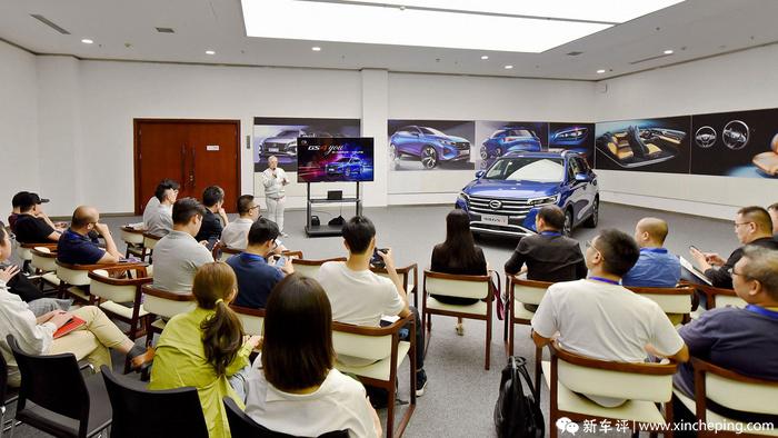 解读传祺全新GS4:说它是内饰最帅的自主SUV,你服不服?